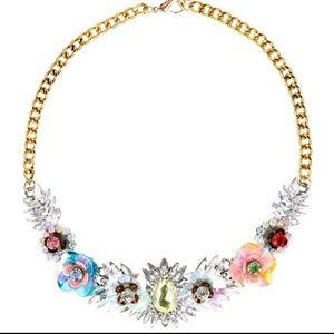 💖JUST IN💖 Multi color crystal statement necklace